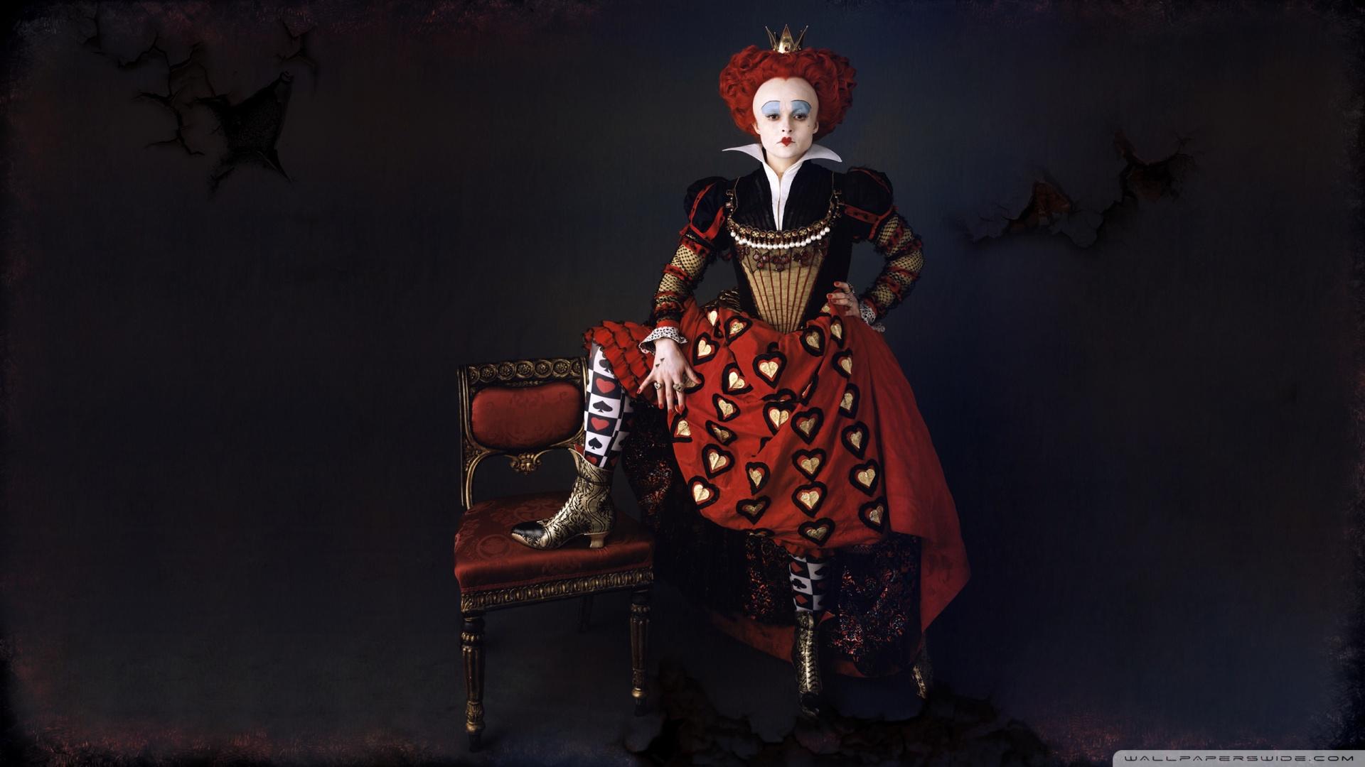 Queen Of Hearts Wallpaper 1920x1080 Queen Of Hearts 1920x1080