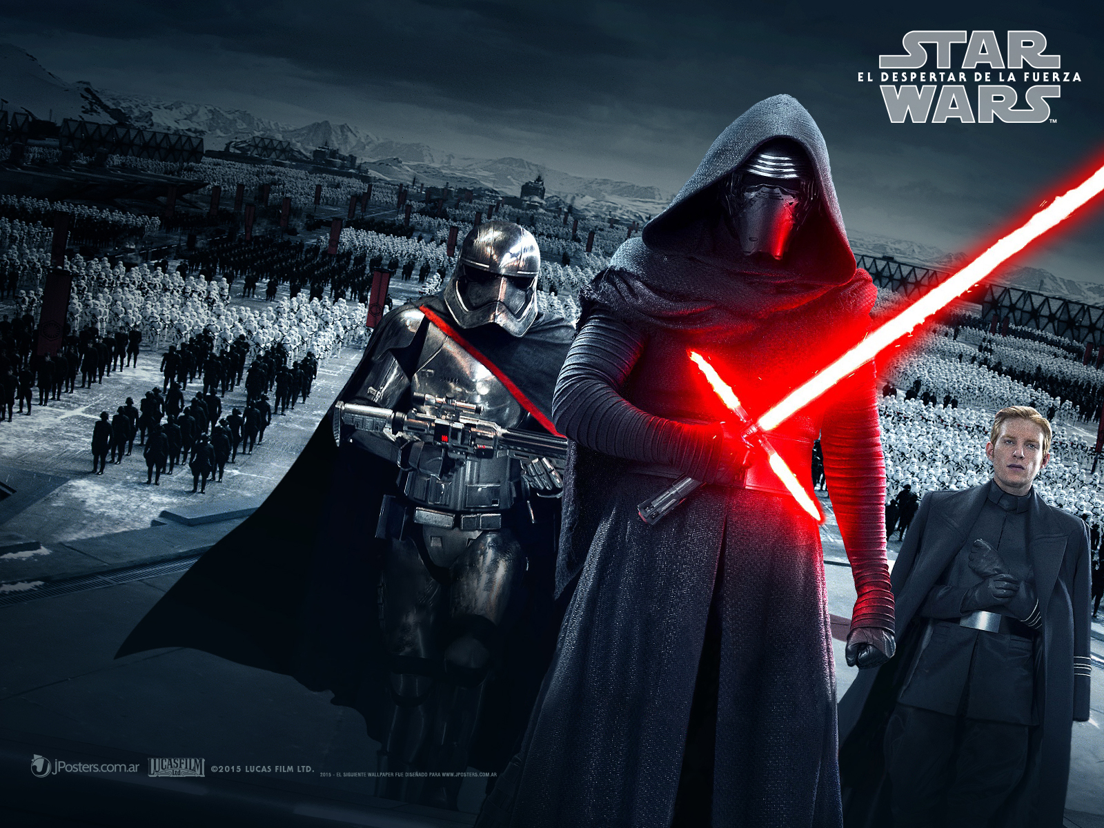 Awakens International Wallpaper Revealed The Star Wars Underworld 1600x1200