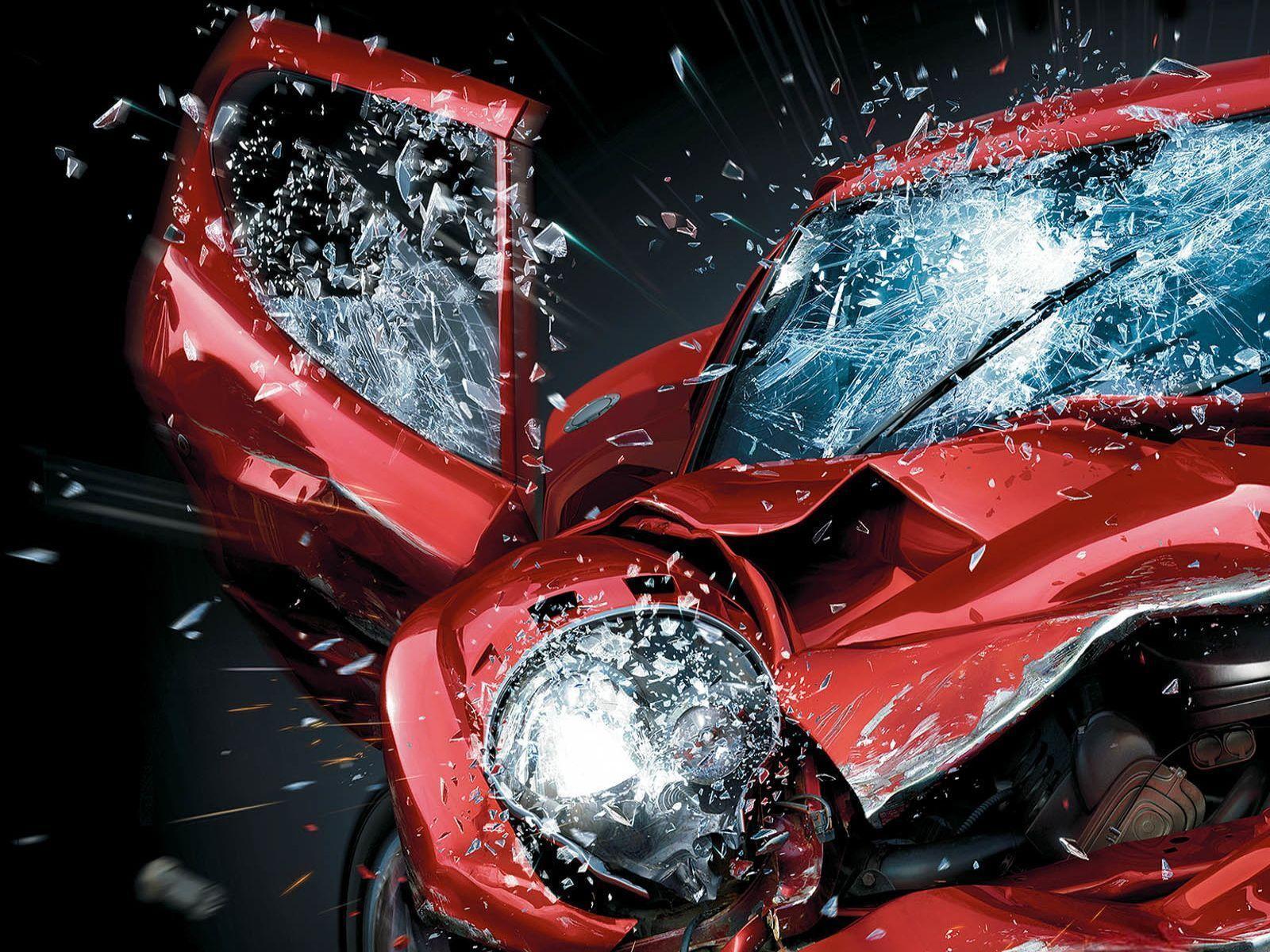 Car Crash Wallpapers 1600x1200