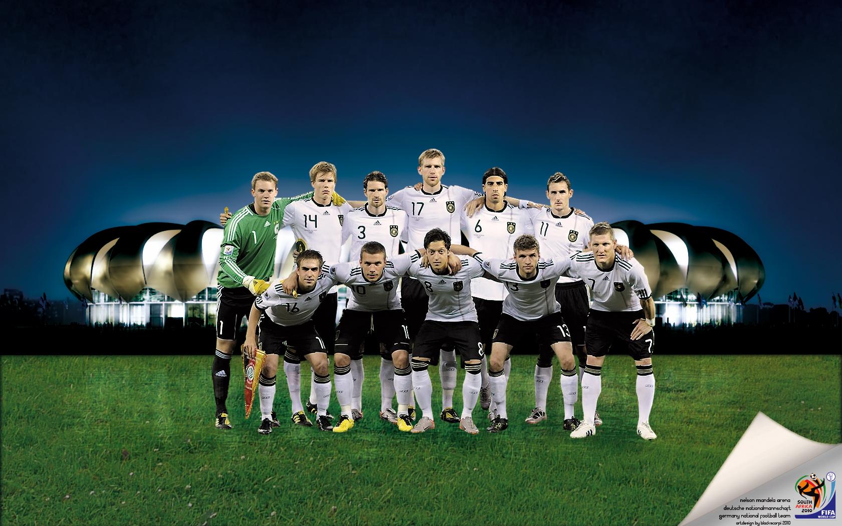 German Football Team Wallpapers   Football Wallpaper HD Football 1680x1050
