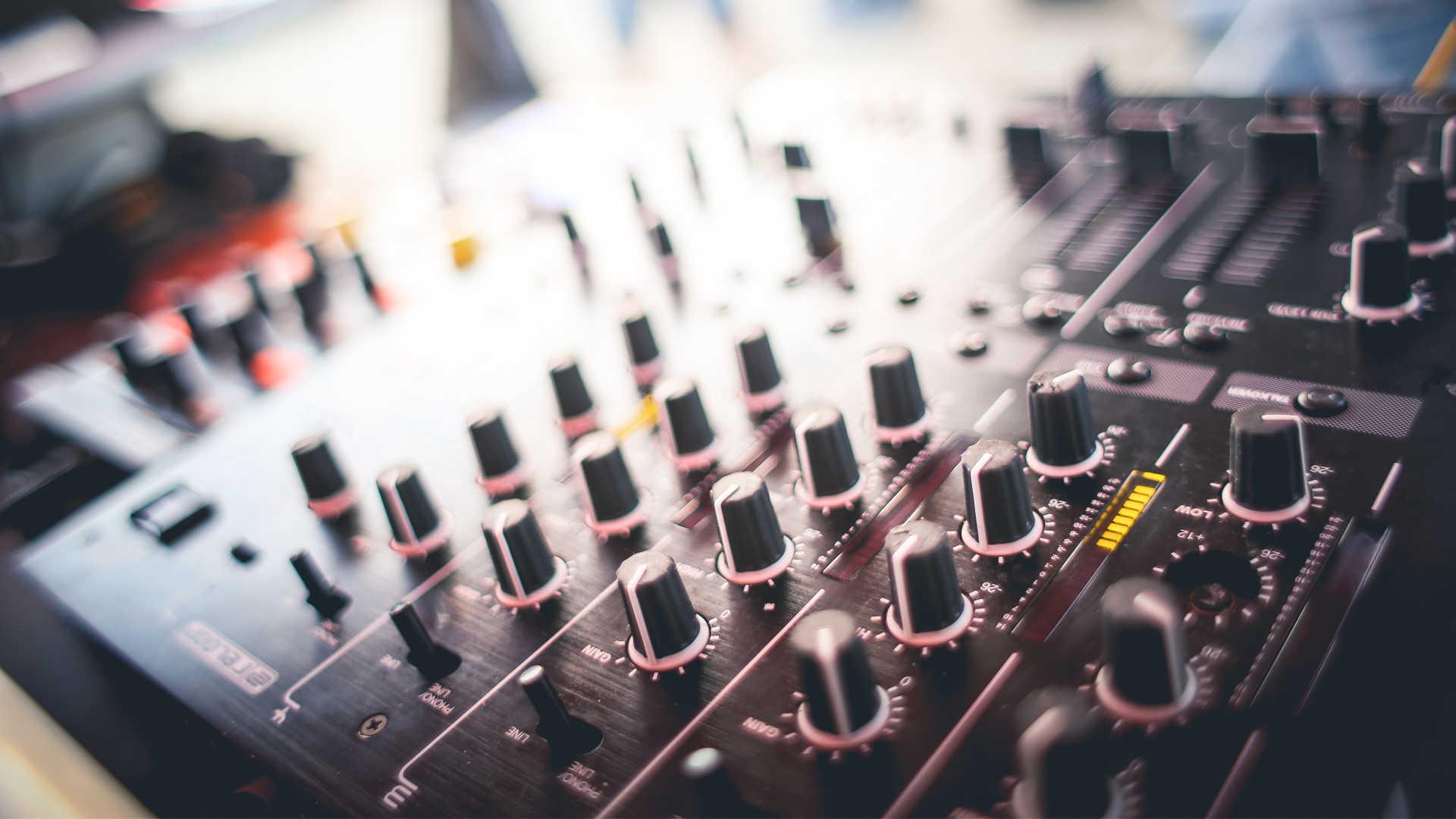 Download now Music Mixer DJ Studio HD Wallpaper hdwallwidecom Read 1920x1080