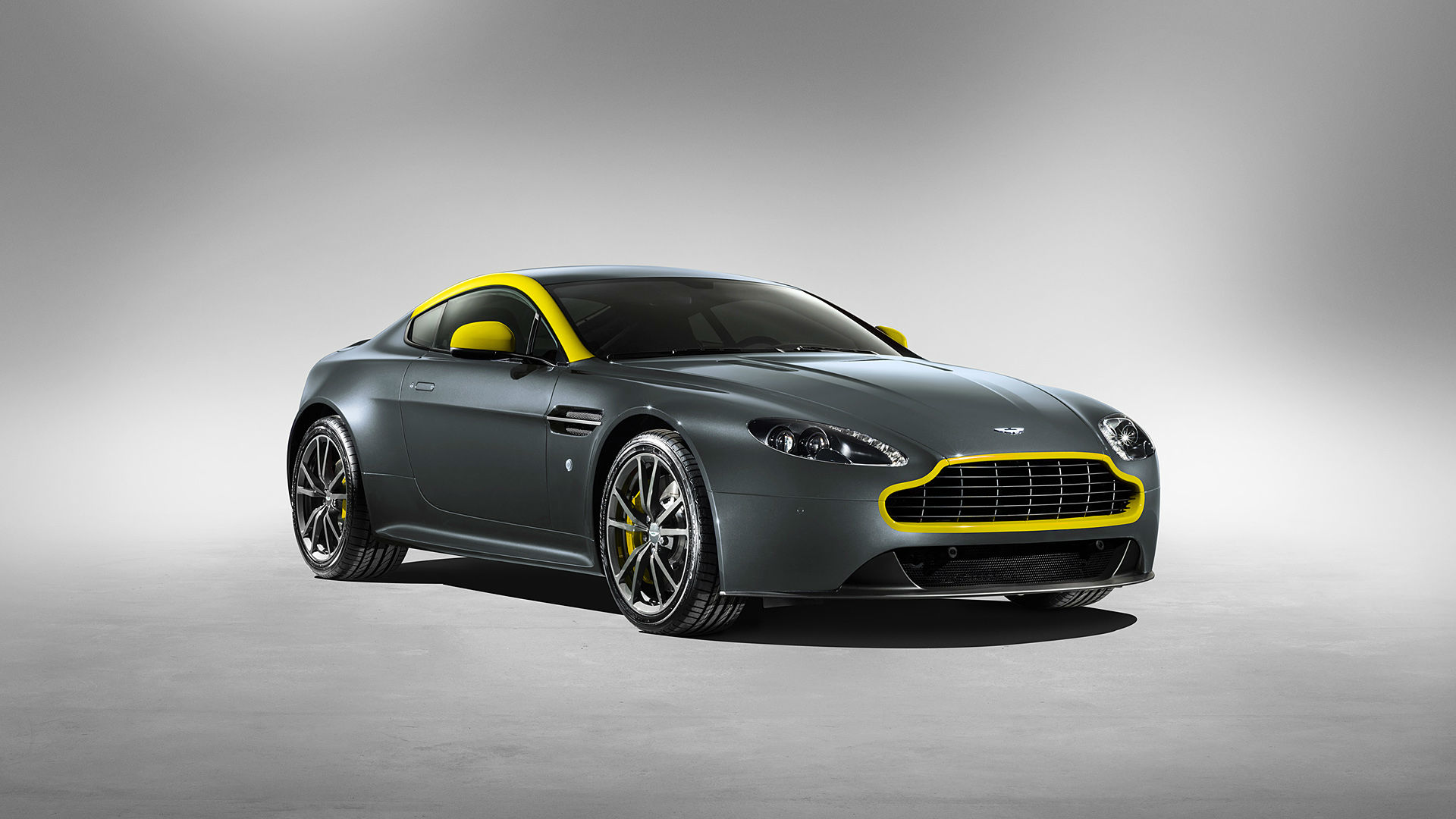 2015 Aston Martin V8 Vantage N430 Car Wallpaper 6 1920x1080