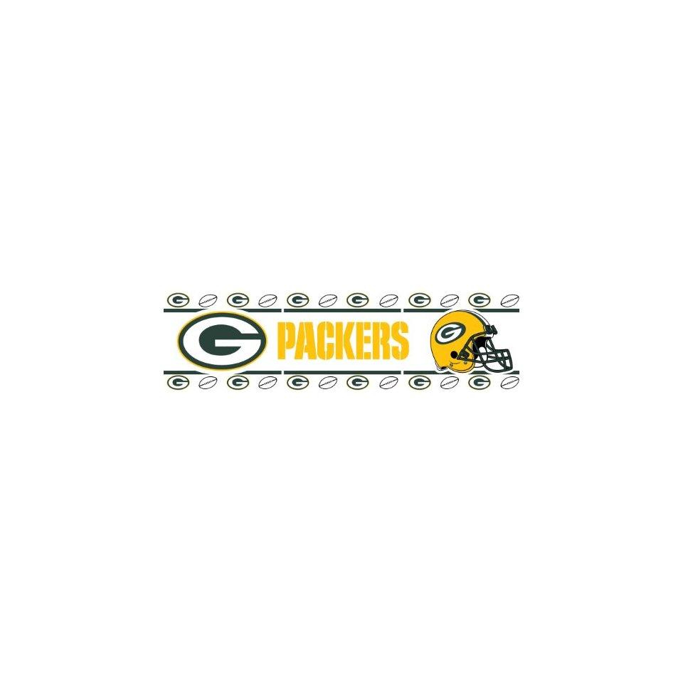 Green Bay Packers Kids Wallpaper Border Sports Outdoors 960x960