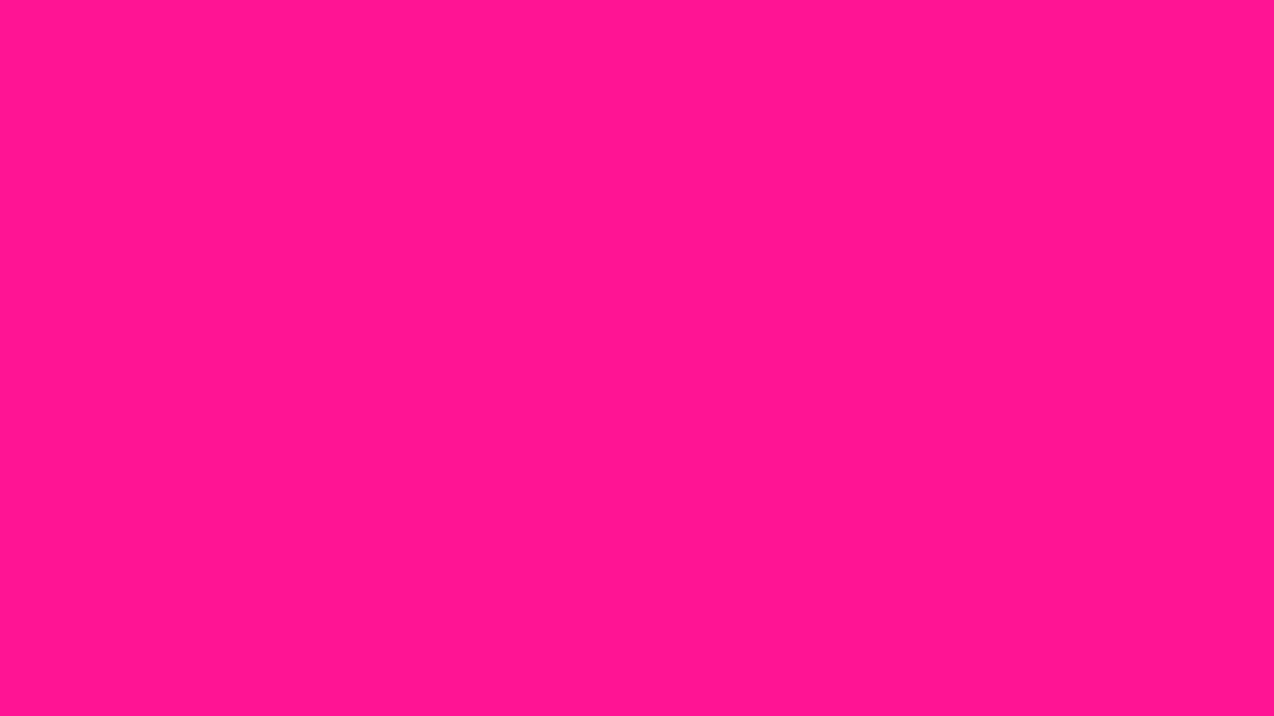 2560x1440 Deep Pink Solid Color Background 2560x1440