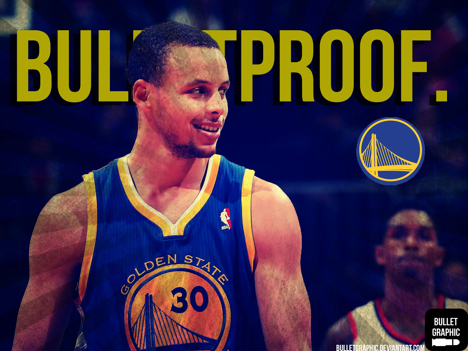 FunMozar Stephen Curry Wallpaper 1920x1440