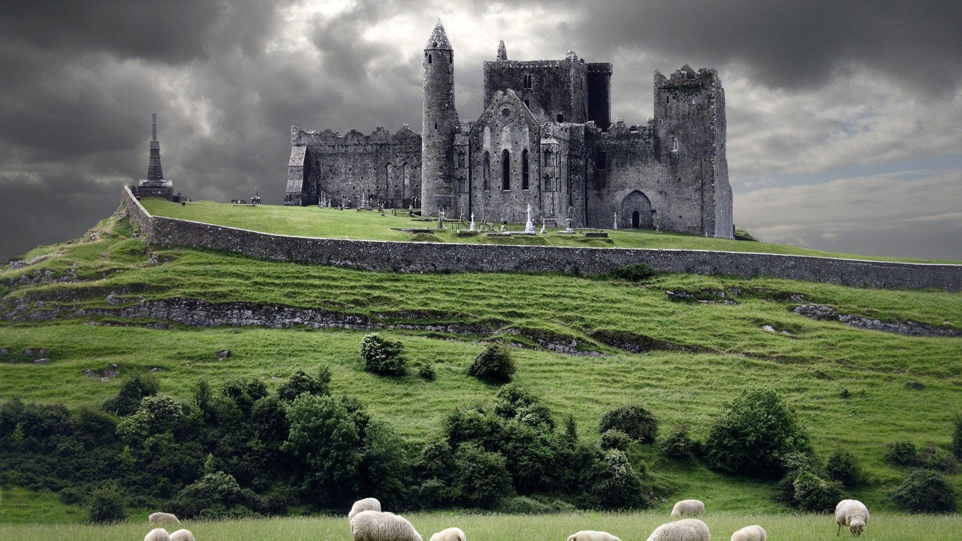 52 Irish Castle Wallpapers on WallpaperPlay 1920x1080