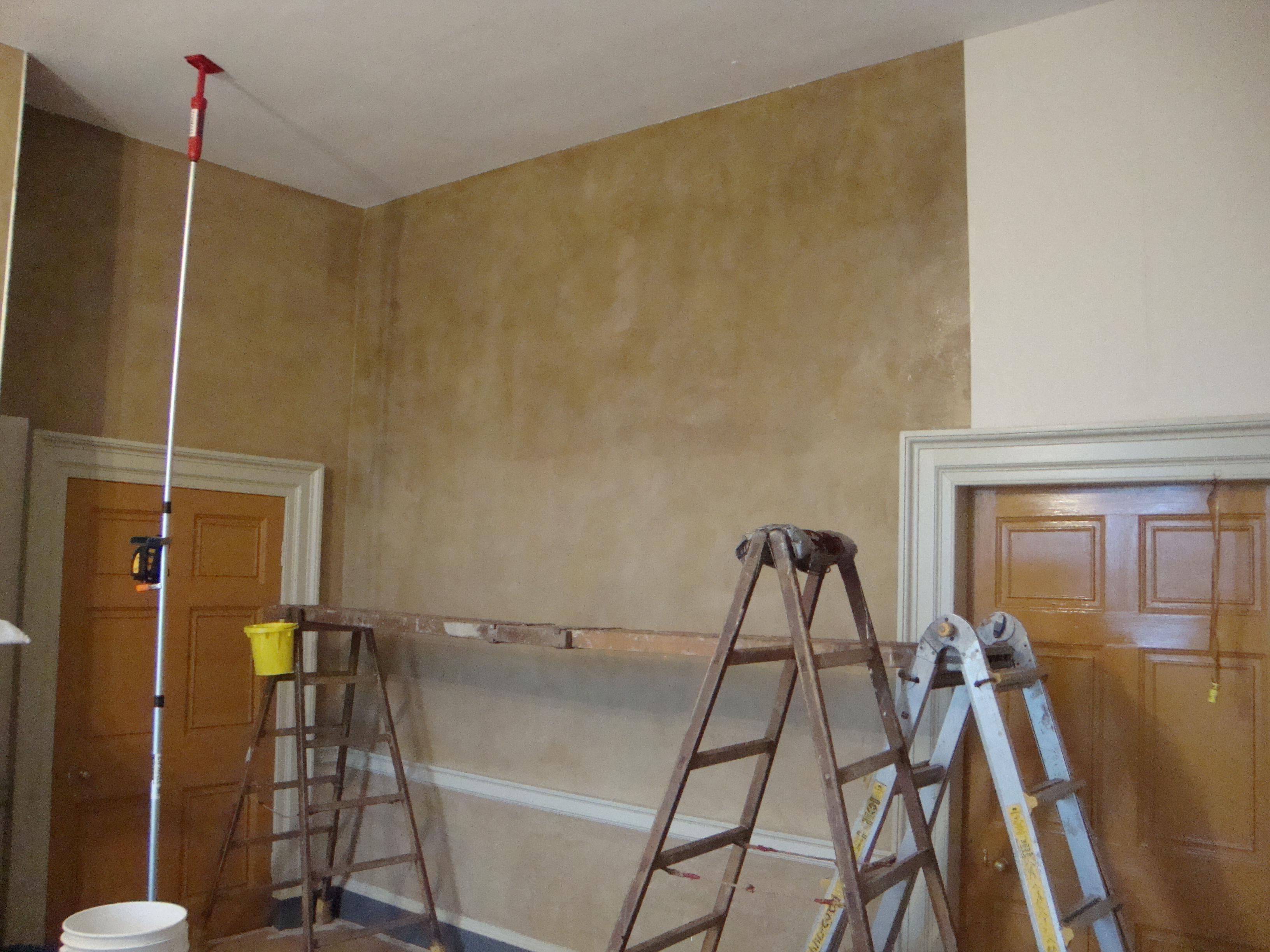 Patrick Shields Wallpaper Installation Washington DC Metro Area 3264x2448