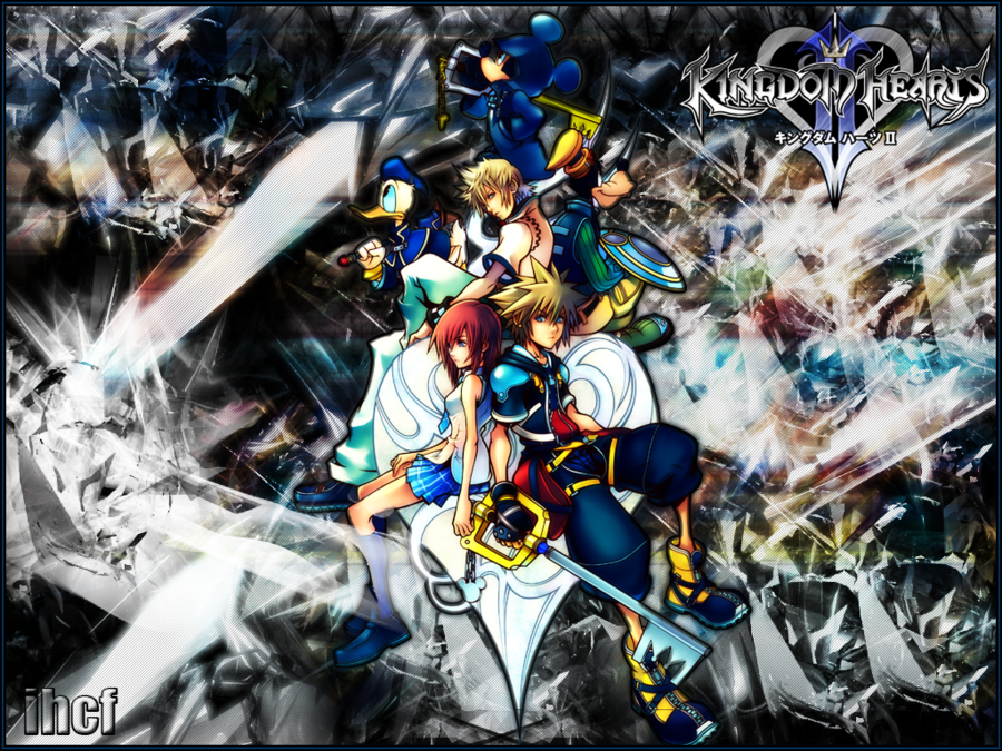 Kingdom Hearts Desktop Wallpaper 900x675