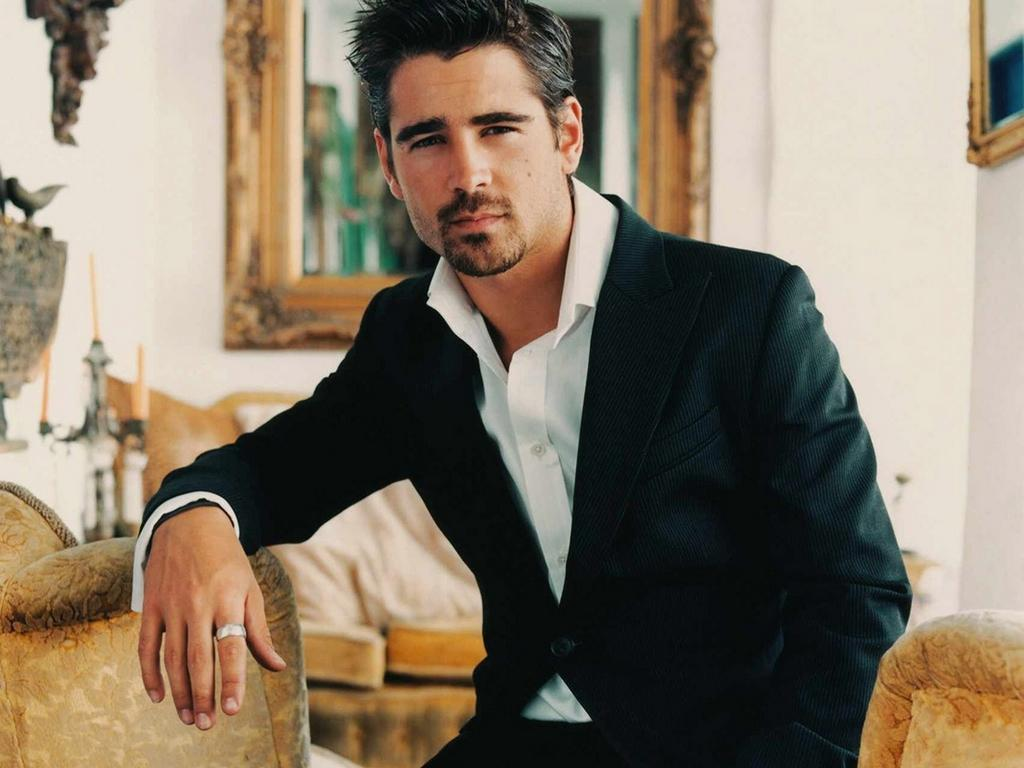 Colin Sexy Wallpaper   Colin Farrell Wallpaper 9829249 1024x768
