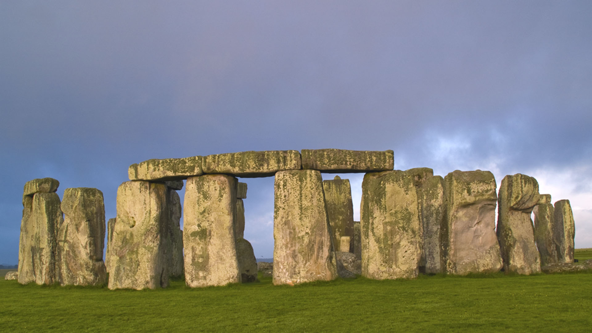 Famous Rock Group, Stonehenge, Wiltshire, England  № 715543 загрузить