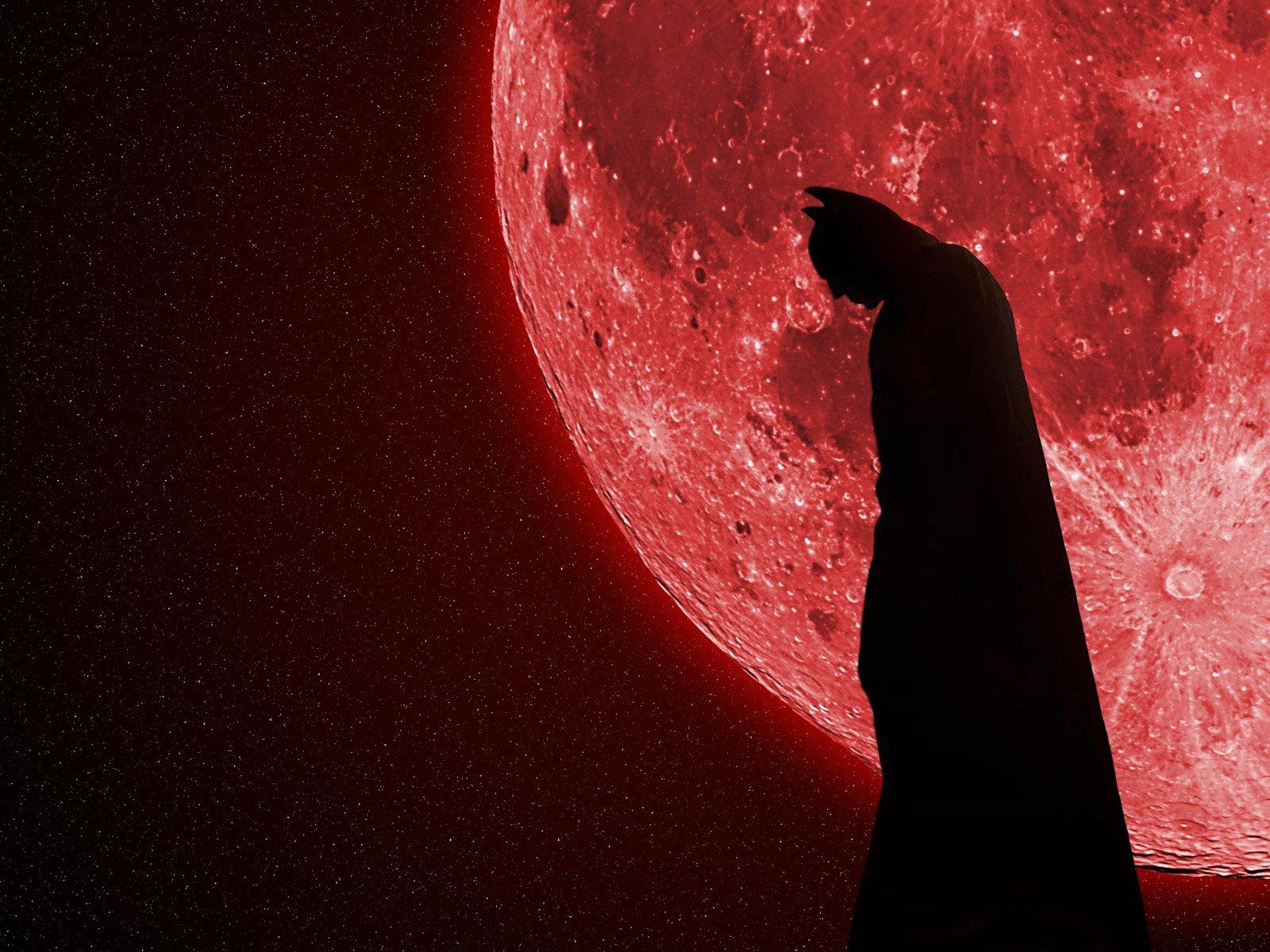 Red Full Moon Wallpaper Red Moon Wallpaper - W...