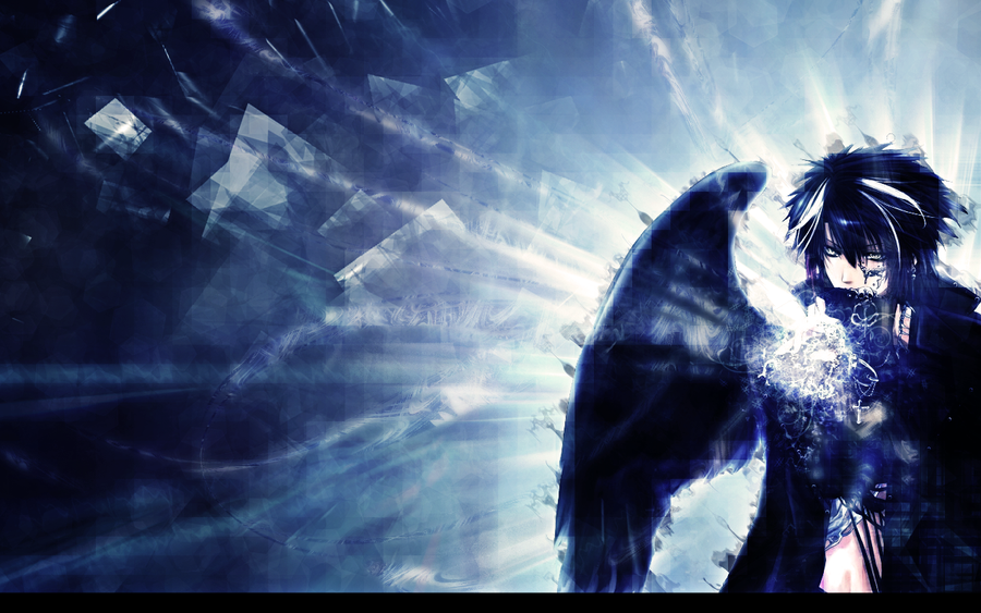 Fallen Angel Wallpaper by umi no mizu 900x563