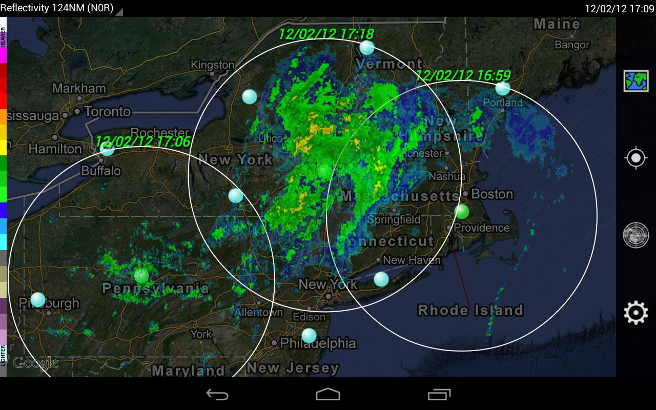Free download weather radar wallpaper 1280x800 for your ...