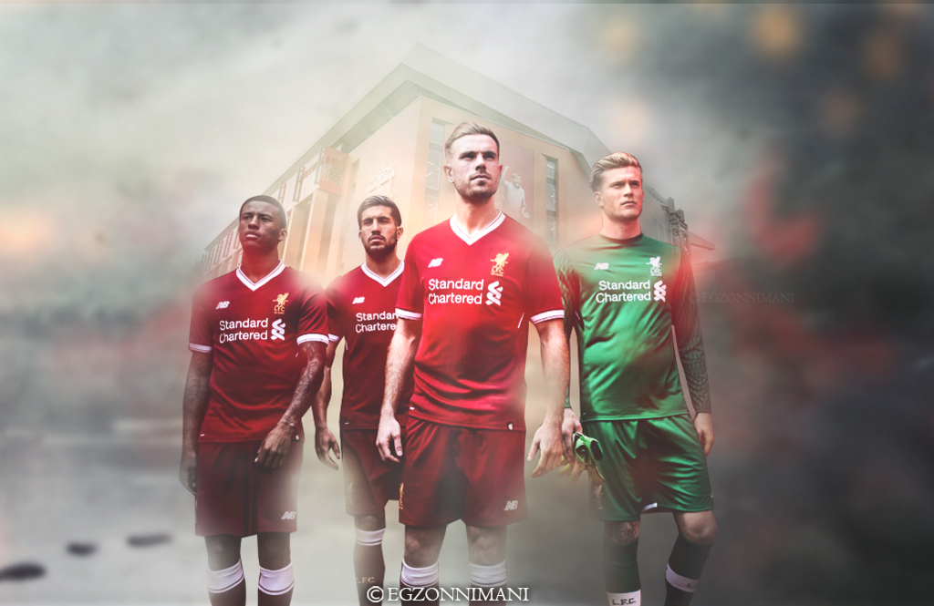 Liverpool 201718 home kit by EgzonNimani 1024x665