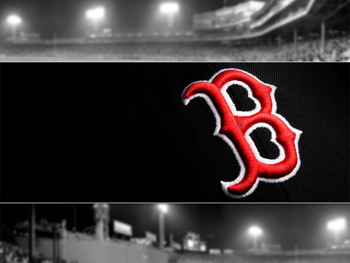 Boston Red Sox Logo B HD Wallpaper High Definition Wallpapers 1152x864