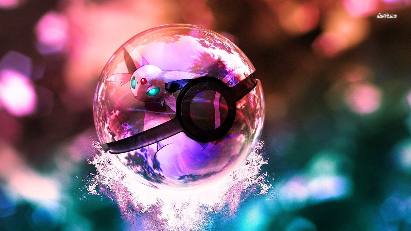 pokemon Computer Wallpapers Desktop Backgrounds 1366x768 ID 1366x768