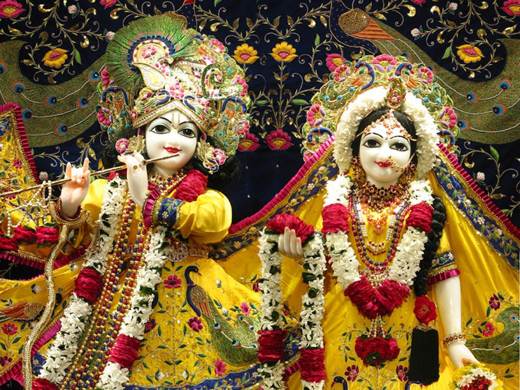 Janmashtami Home Decoration Shri Krishna Wallpaper Wallpapersafari