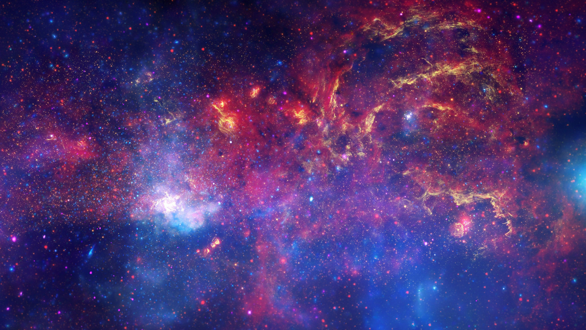 Galaxy HD Wallpapers 1080p - WallpaperSafari
