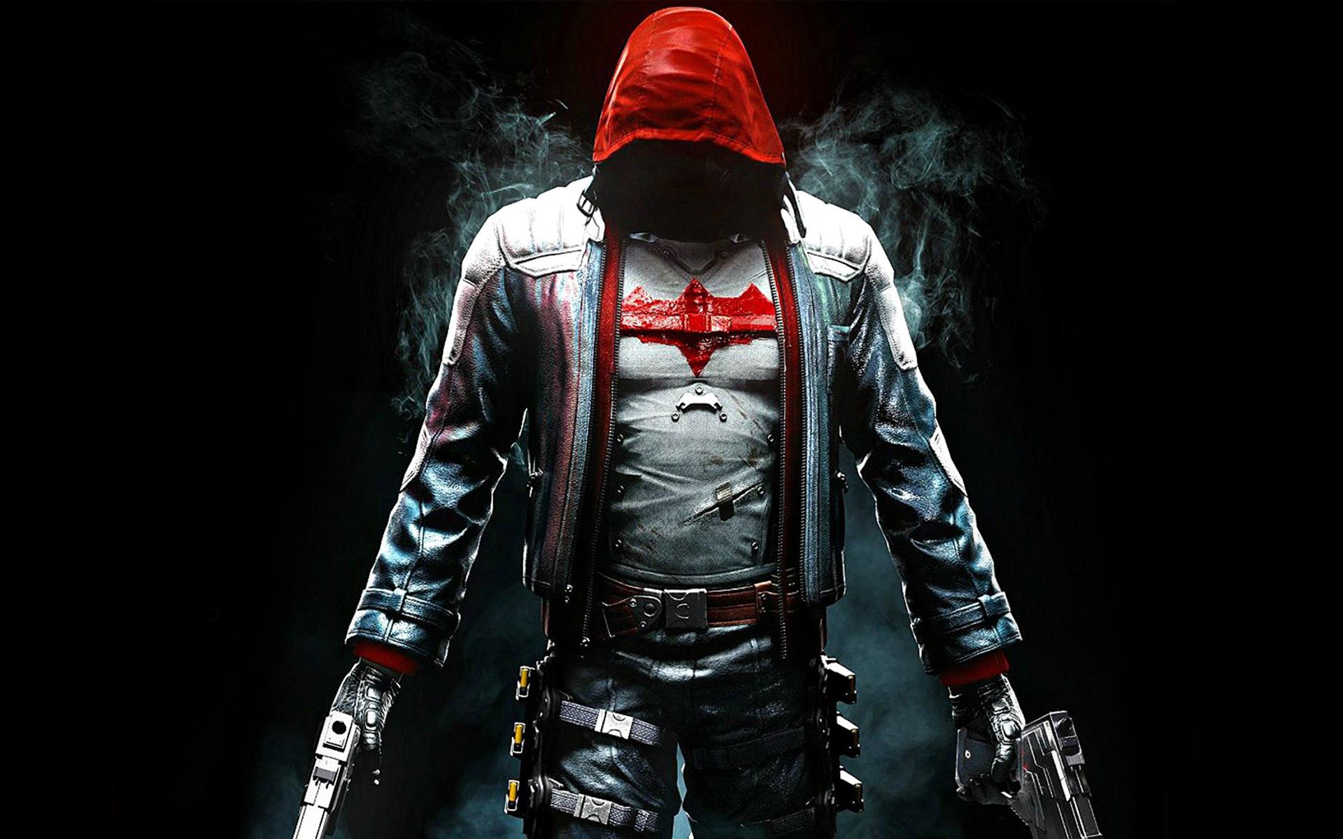 batman red hood hd wallpaper   wallpapersafari