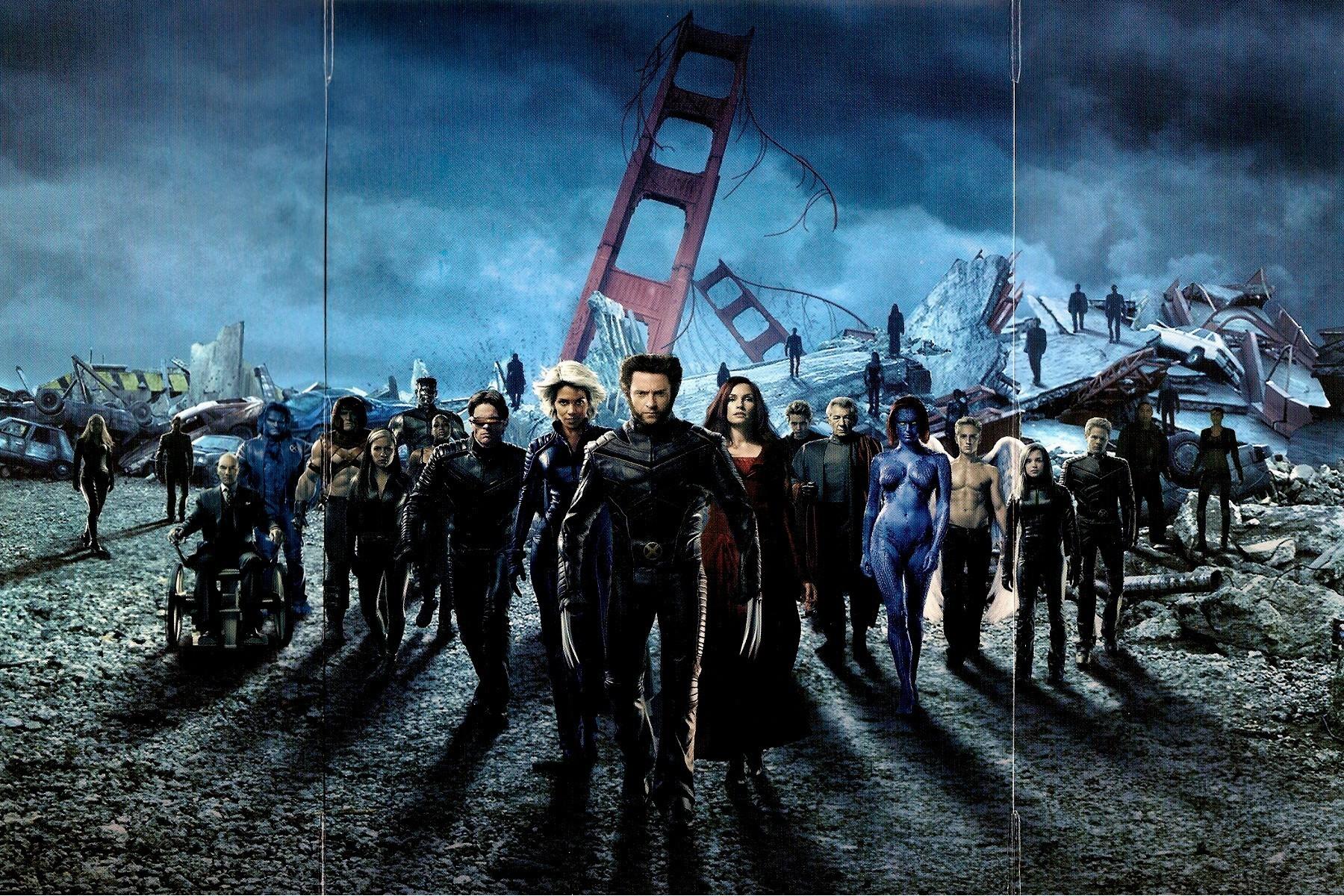 49] X Men Movie Wallpaper on WallpaperSafari 1800x1200