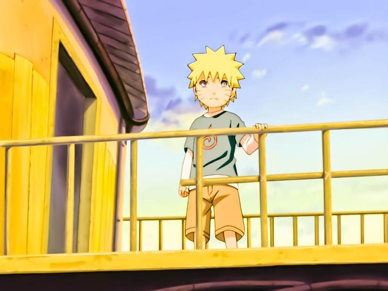 46 Naruto Kid Wallpapers On Wallpapersafari