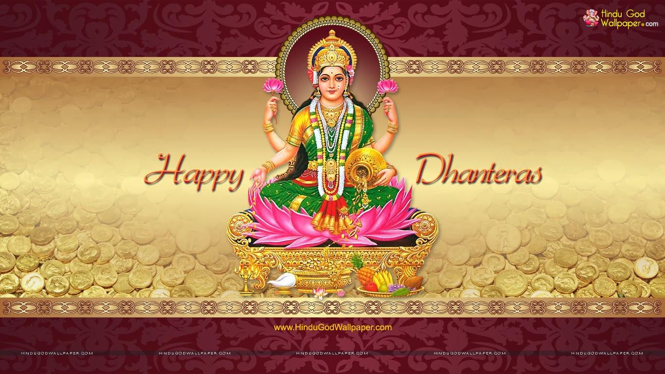 DHANTERAS Hindu God Wallpapers Download 1366x768
