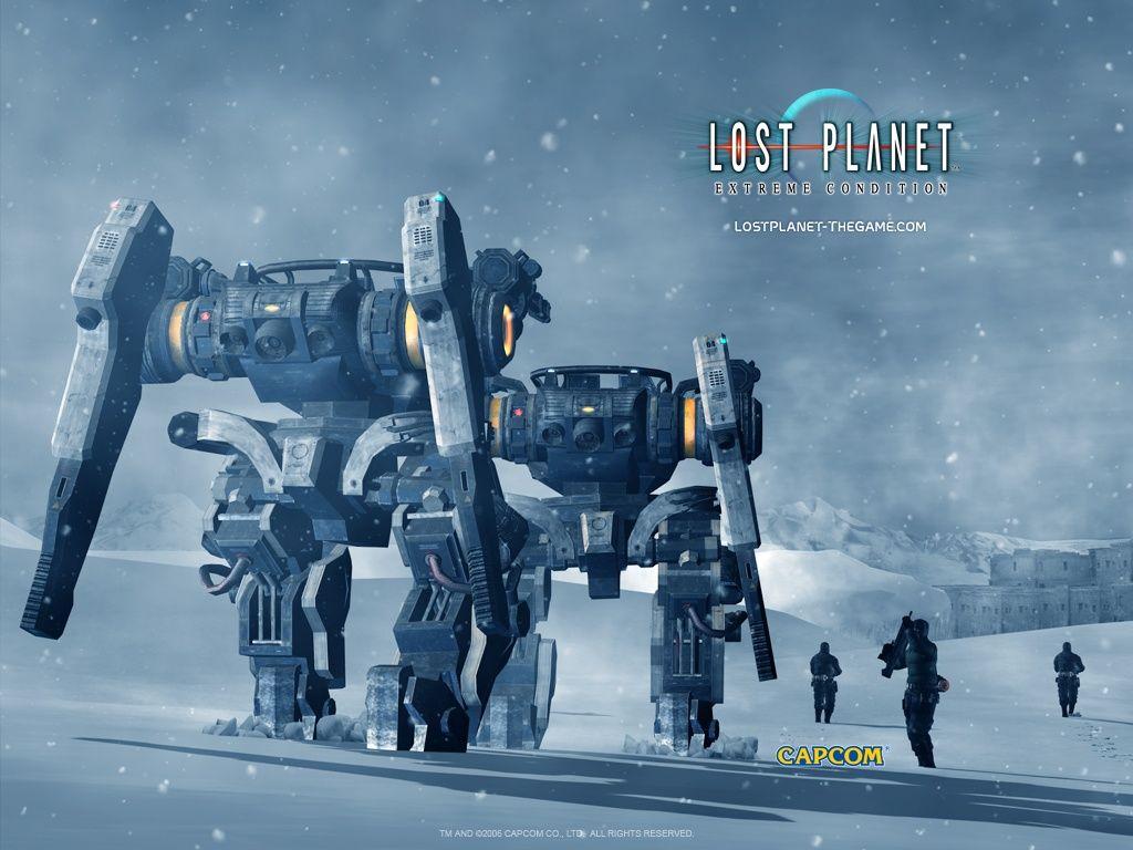 Lost Planet 2 Wallpaper 1024x768