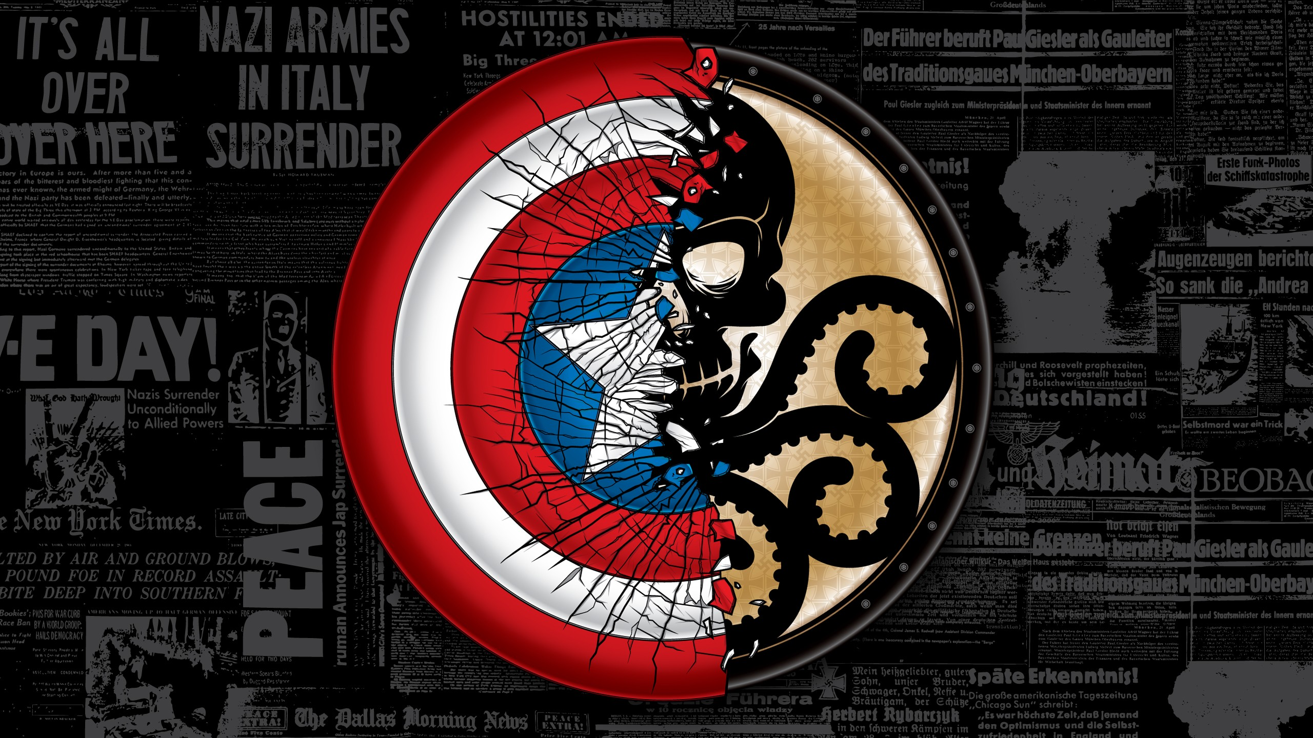 Captain America Computer Wallpapers Desktop Backgrounds 2560x1440 2560x1440