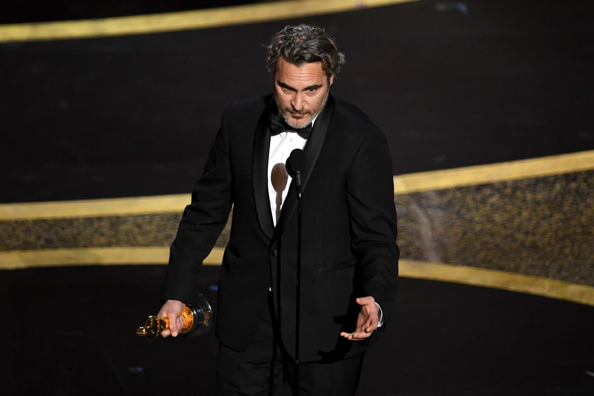 Oscars 2020 Why Joaquin Phoenixs speech on animal rights matters 1200x800