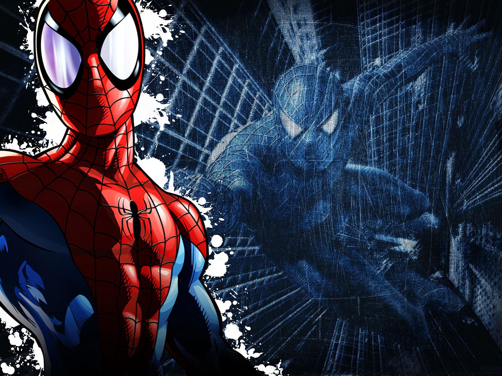 The Spiderman Wallpaper Spiderman 1600x1200
