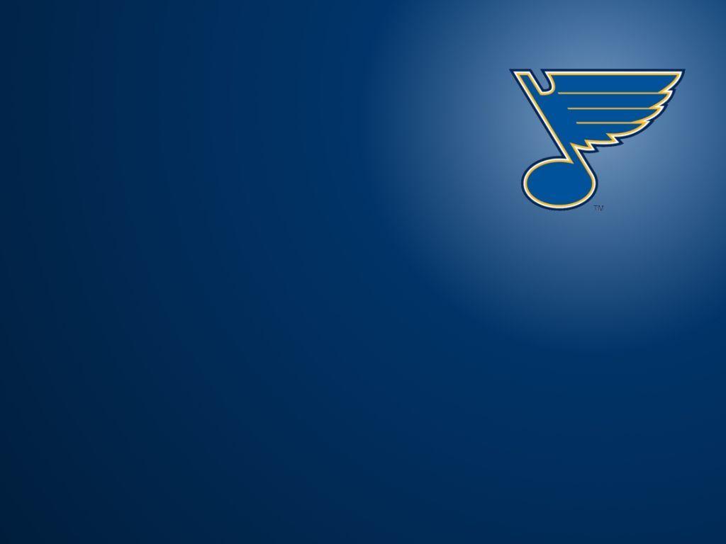 St Louis Blues Logo Wallpapers 1024x768