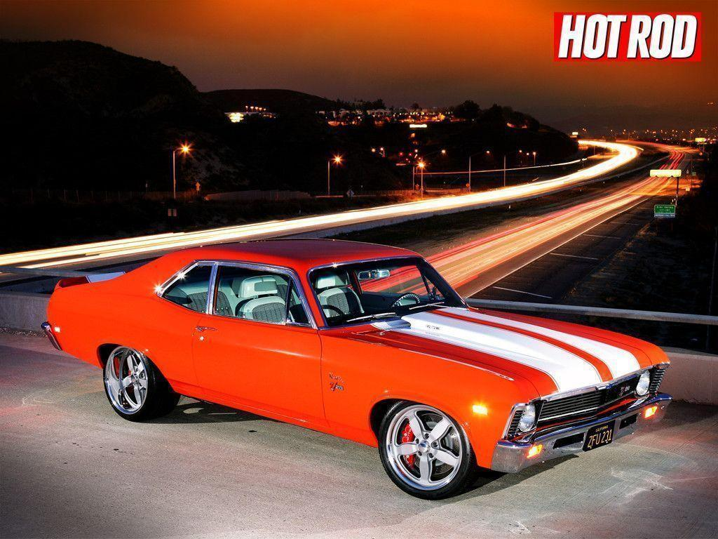 Muscle Car Wallpapers 1024x768
