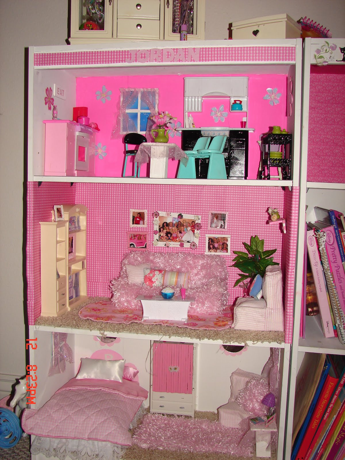 Princess house coloring games - Barbie Doll House Wallpaper Cake Princess House Images Body Girl Pics
