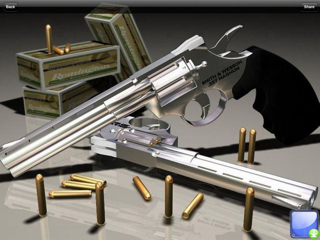 The Famous Gun in the world Beautiful military wallpaper collection 1024x768