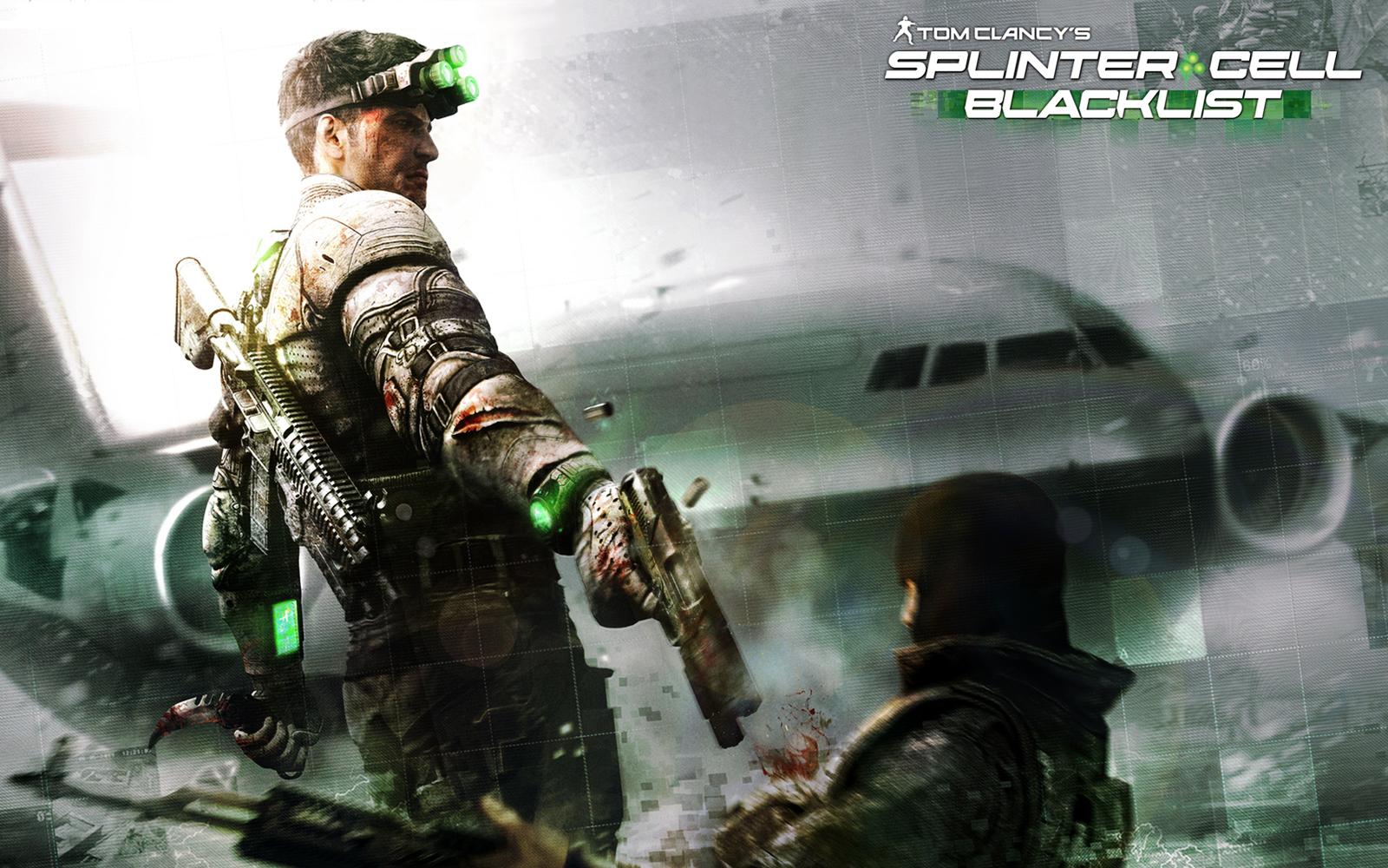 Tom Clancys Splinter Cell Blacklist HD Wallpapers 1600x1000