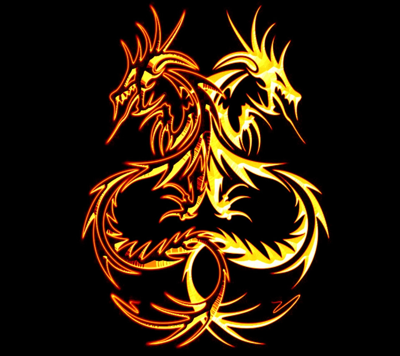 73 Dragon Logo Wallpaper On Wallpapersafari