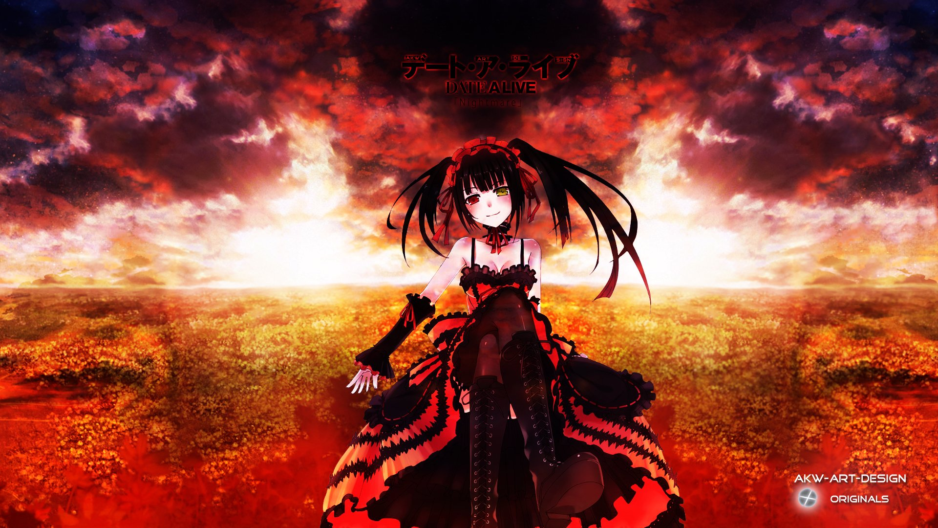 Date a live wallpaper Date A Live HD Wallpapers, Background Images - Wallpaper Abyss