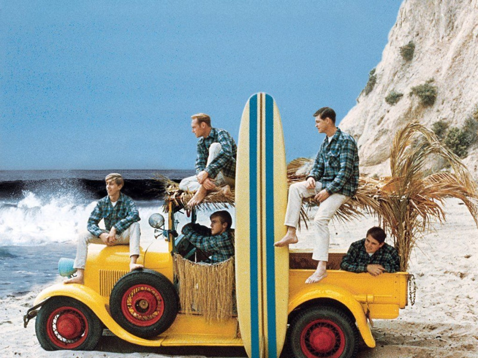 The Beach Boys Crazy Summer 1600x1200