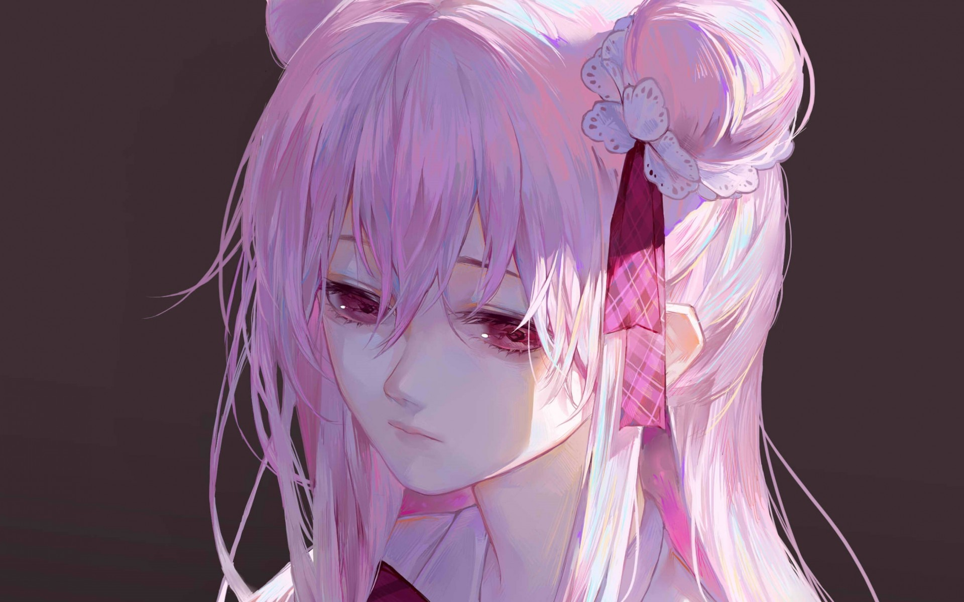Download 1920x1200 Happy Sugar Life Matsuzaka Satou Pink Hair 1920x1200