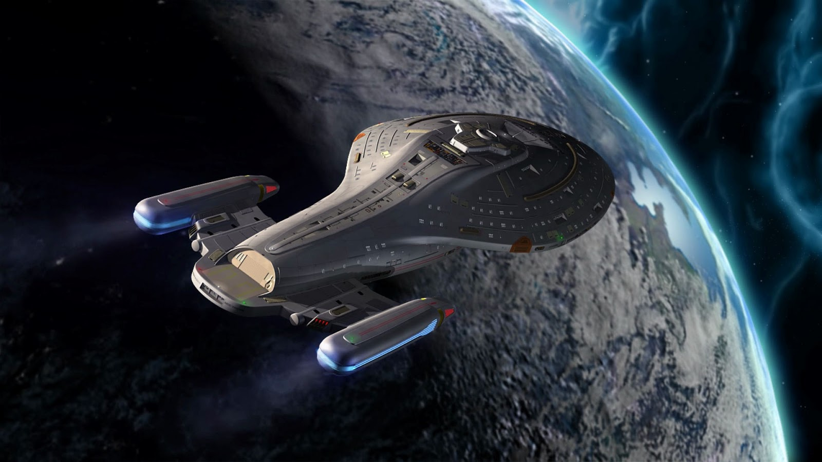 Star Trek Into Darkness Set 1 Wallpapers 1600x900