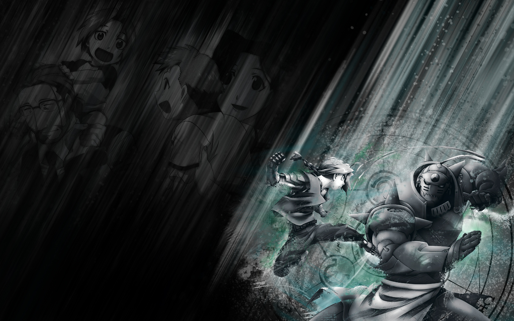 Fullmetal Alchemist Wallpaper Hd 1680x1050