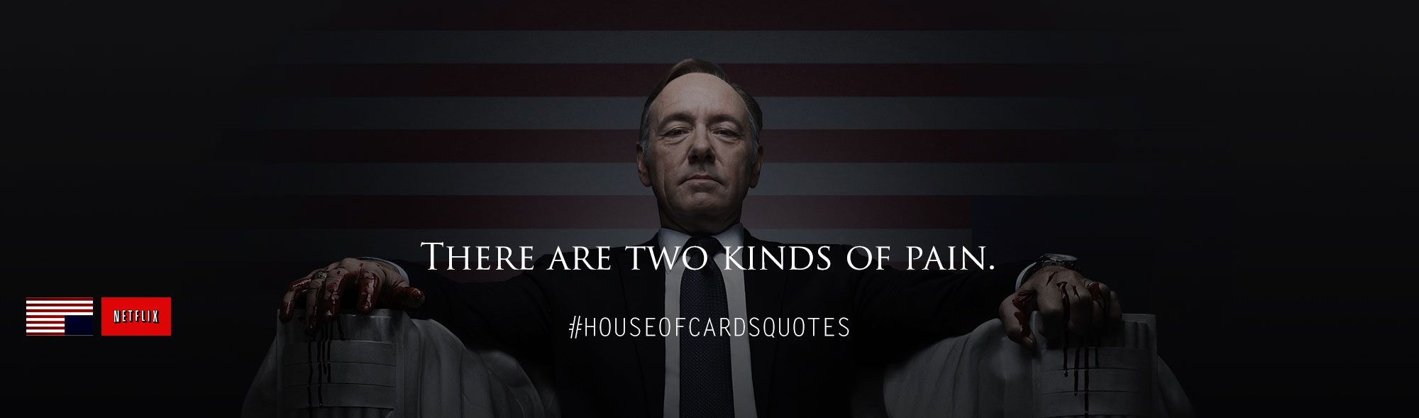 Download Funmozar House Of Cards Quote Wallpapers 2000x589 45