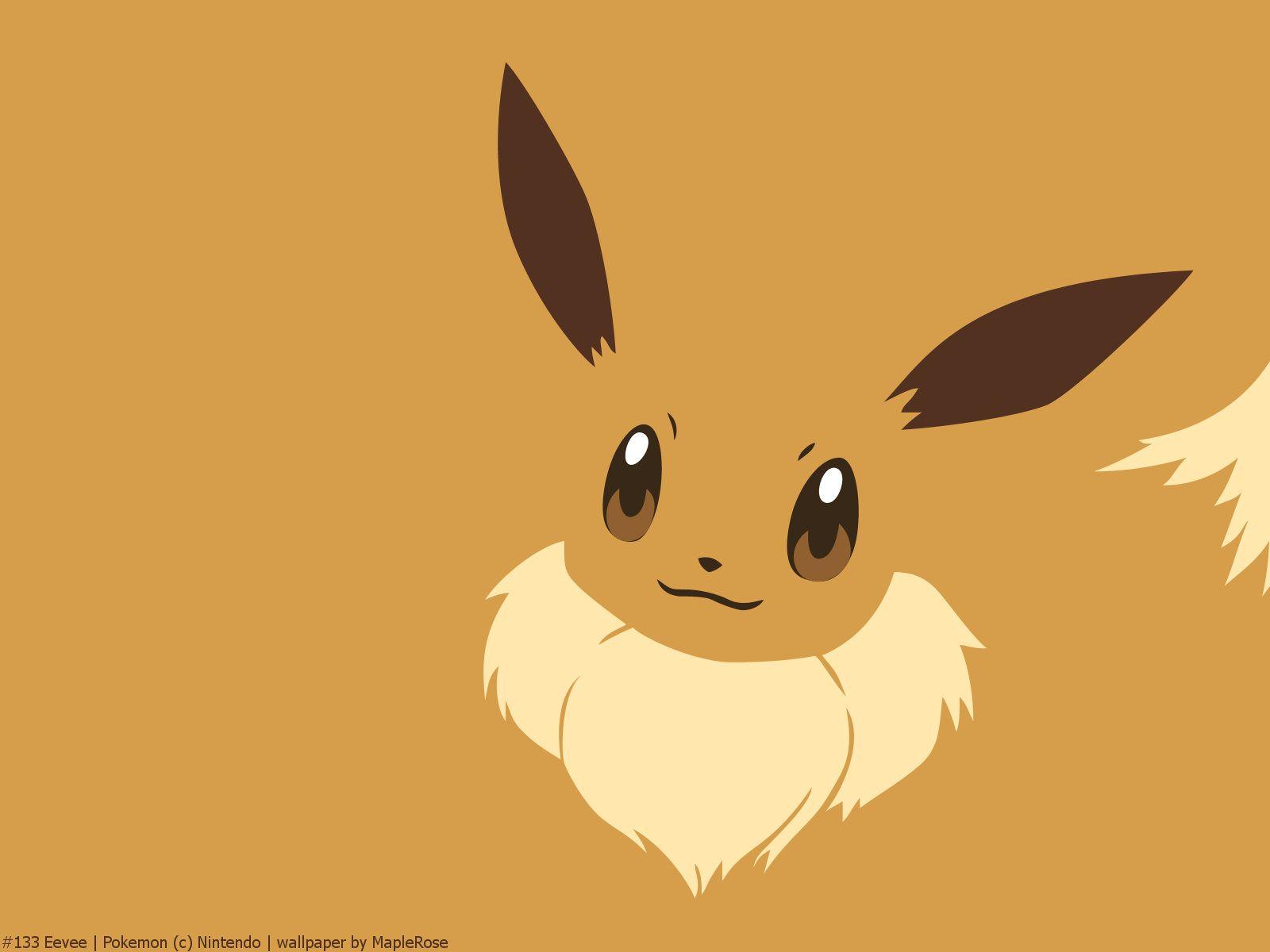 Pokemon Eevee Wallpapers 1600x1200