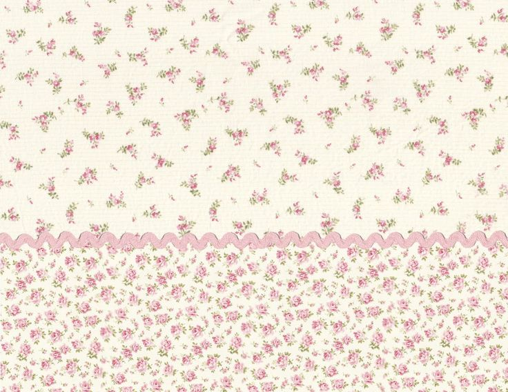 Decorating More printable dollhouse wallpaper and border 736x568