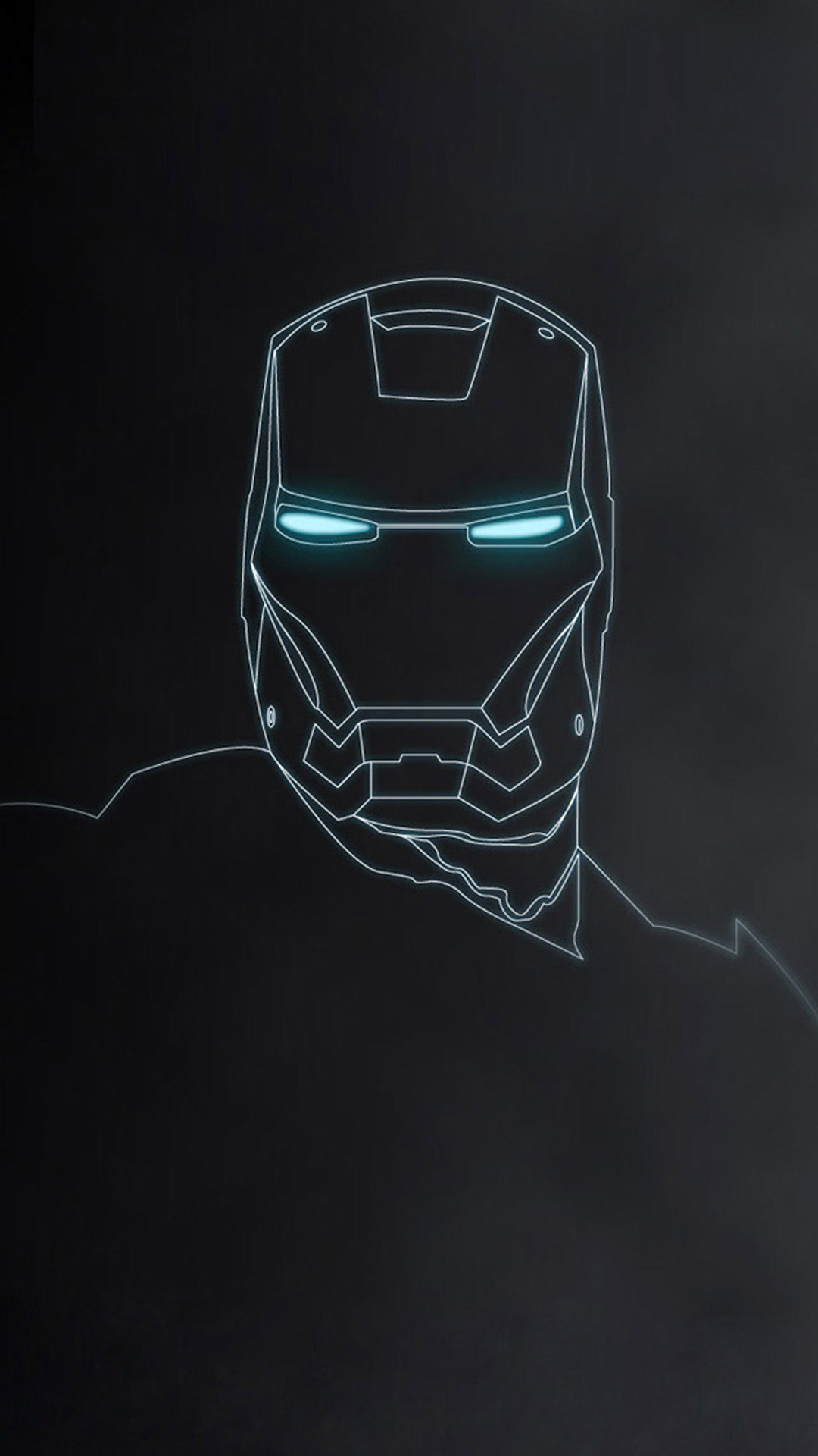 Animated wallpaper iphone 6 plus wallpapersafari - Iron man wallpaper anime ...