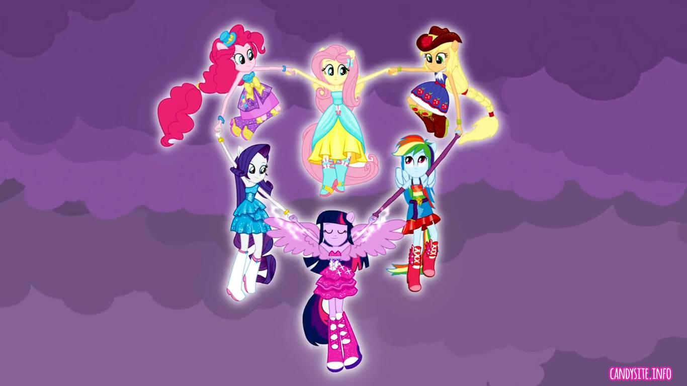 Mlp Equestria Girls Wallpaper Wallpapersafari