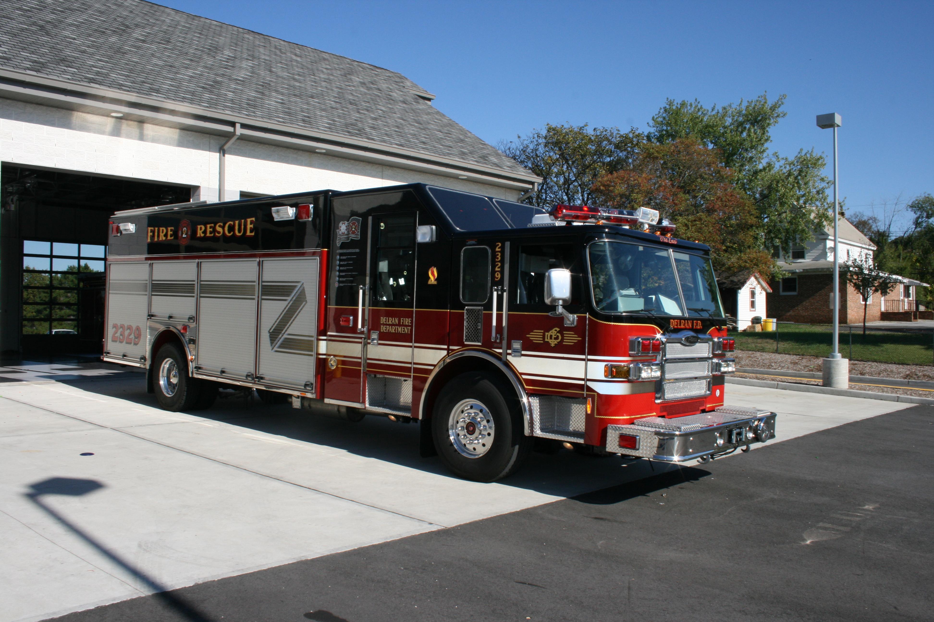 Vehicles   Pierce Fire Truck Wallpaper 3888x2592