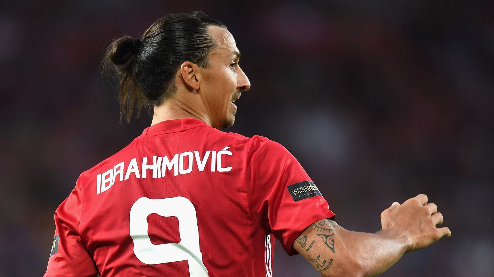 Zlatan Ibrahimovic Hd Wallpaper Manchester United 44 Pictures 1600x900