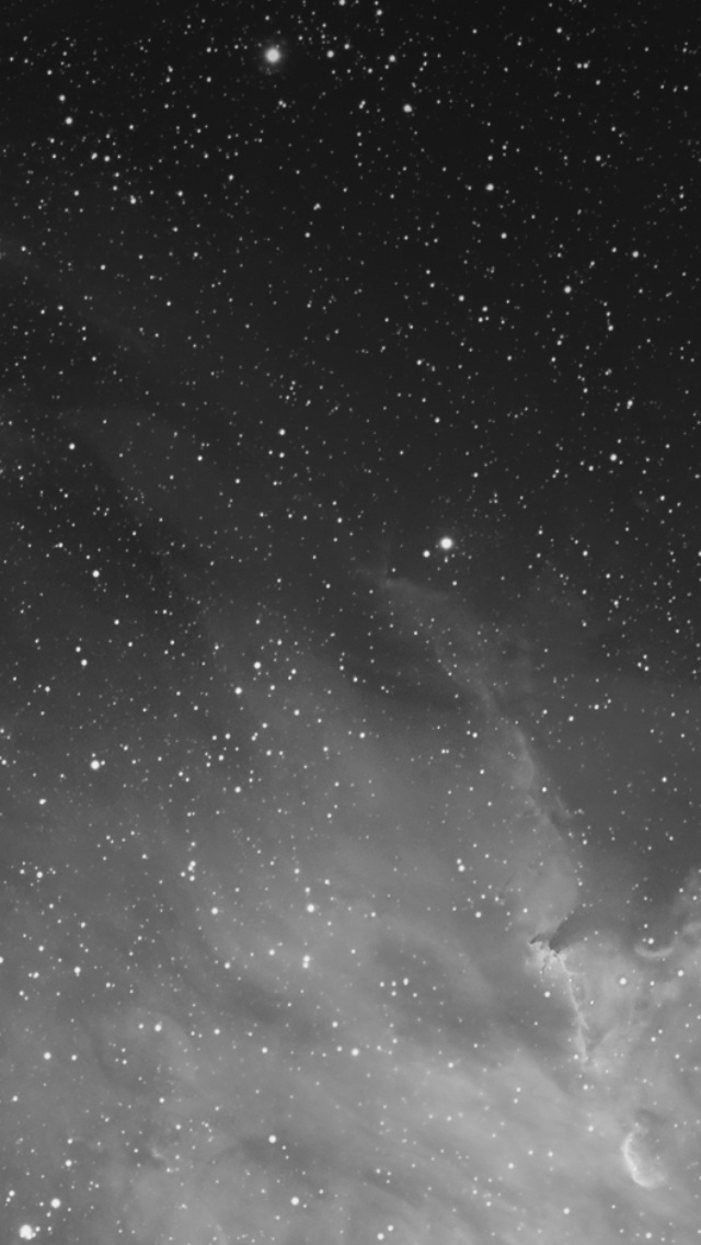 Black And White Iphone 5 Wallpaper Black white space wallpaper 640x1136