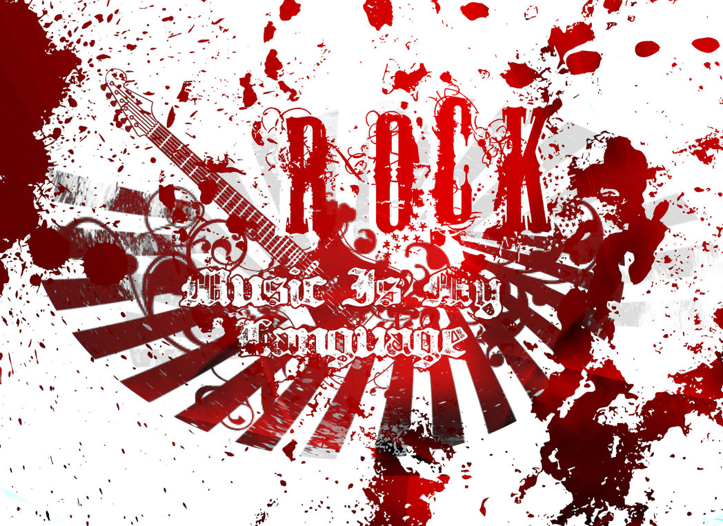 rock wallpaper by DjDuzky 1048x762